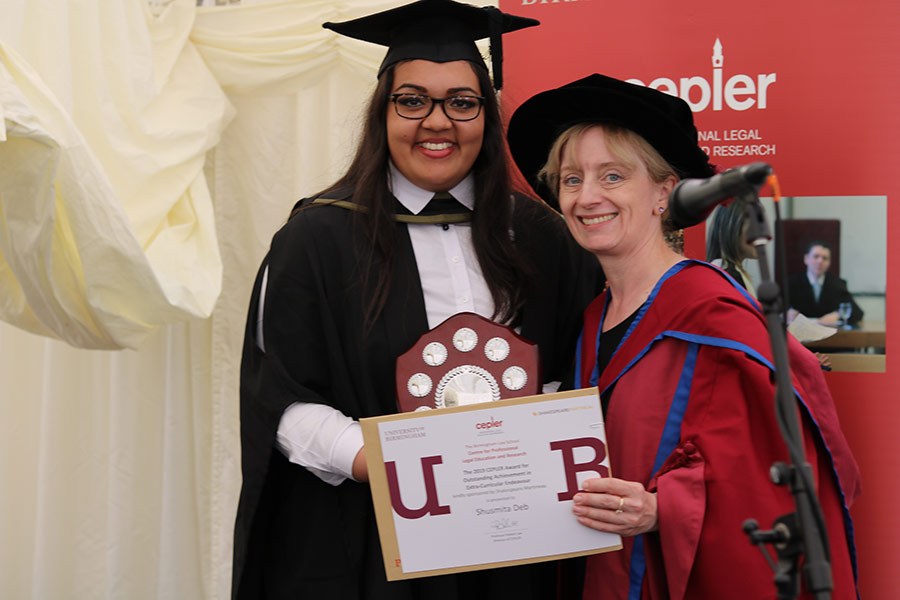 CEPLER Awards and Law School Prizes 2019