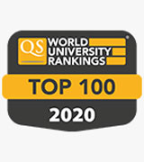 QS World University Rankings Top 100 in 2020