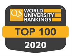 QS world uni rankings logo 2020