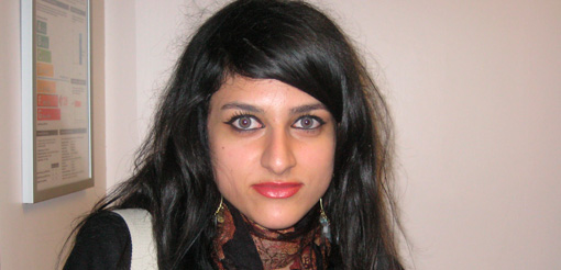 Photo of student Aradhna Jaswal