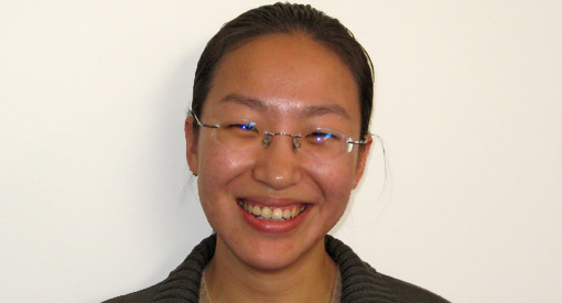 Photograph of LLM student Ying Cao