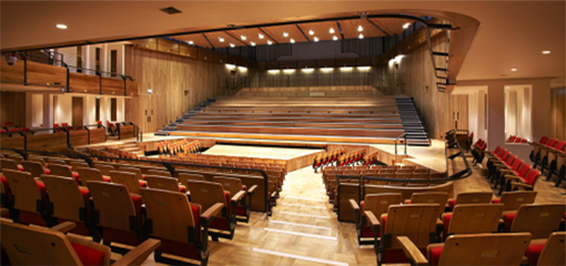 New pipe organ for the Elgar Concert Hall