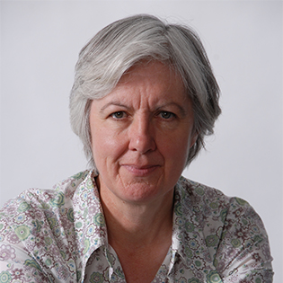 Photograph of Judith Weir