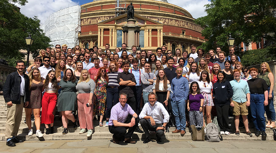 UoB Voices at The Proms 2019