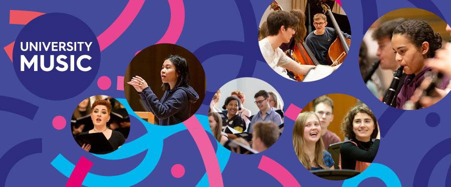 University Music - Department of Music - University of Birmingham