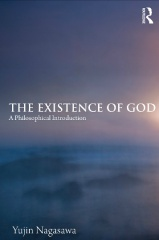 Book cover of Yujin Nagasawa's 'The Existence of God'