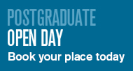 Postgraduate Open Day 2015