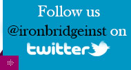Follow us @ironbridgeinst on twitter