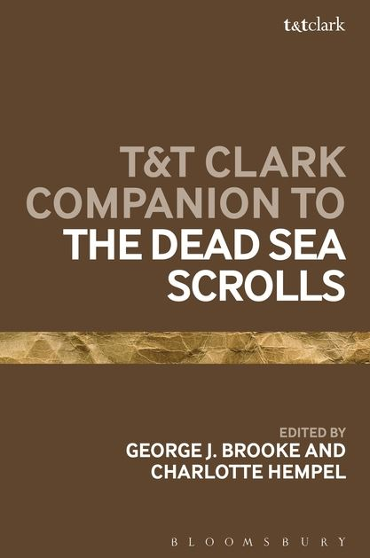 T&T Clark Companion to the Dead Sea Scrolls
