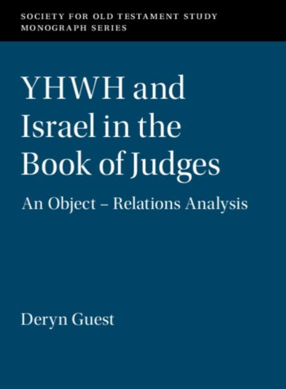 New publication - YHWH and Israel in the Book of Judges