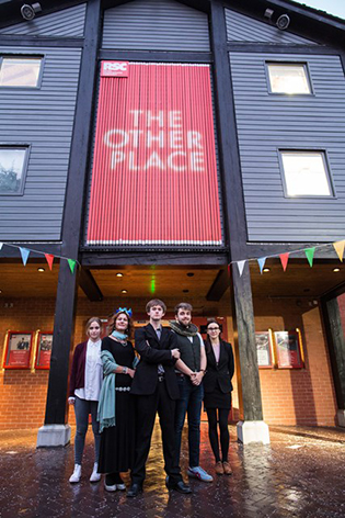 Postgraduate study in Shakespeare: an open afternoon at The Other Place