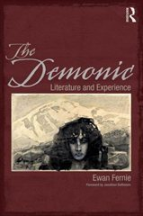 Cover of 'The Demonic: Literature and Experience' by Ewan Fernie