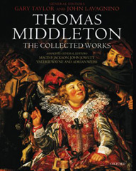 Book cover of The Collected Works of Thomas Middleton