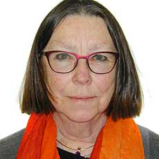 Photograph of Professor Leslie Brubaker