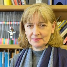 Photograph of Dr Rose Whyman