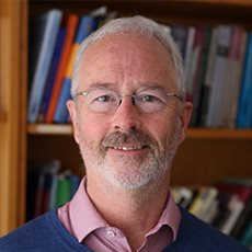 Photograph of Professor Michael Toolan