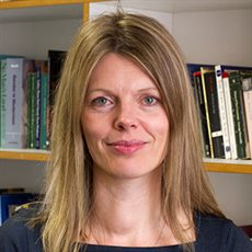 Photograph of Dr Deborah Longworth