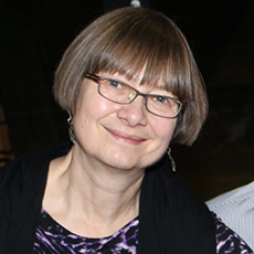 Photograph of Professor Valerie Rumbold