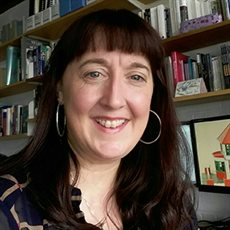 Photograph of Dr Sarah Fishwick