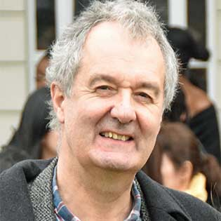 Photograph of Professor Richard Cust