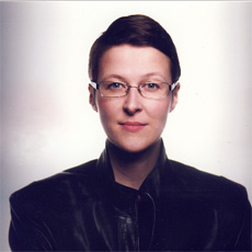 Photograph of Dr Lucie Ryzova