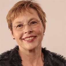 Photograph of Dr Jutta Vinzent