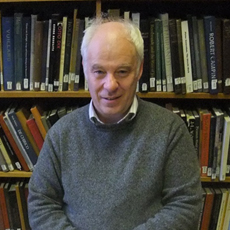 Photograph of Dr David Hemsoll