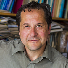 Photograph of Dr Daniele Albertazzi