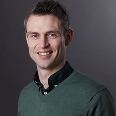 Photo of Dr Gavin Bryne