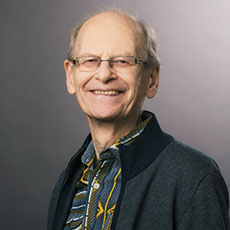 Photograph of Professor Gordon Woodman