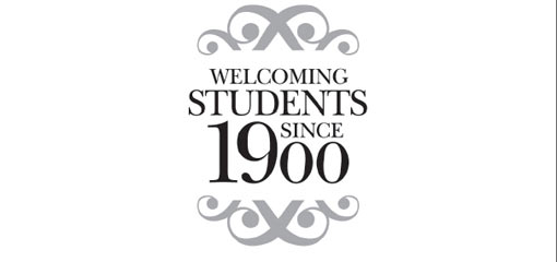 Welcoming students since 1900