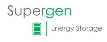 Supergen Energy Storage Network+ logo