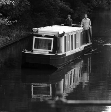 Hydrogen Canal Boat