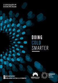 Doing Cold Smarter Policy report