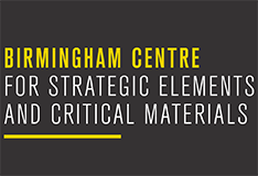 Strategic Elements and Critical Materials