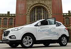 B'ham Centre for Hydrogen and Fuel Cell Research