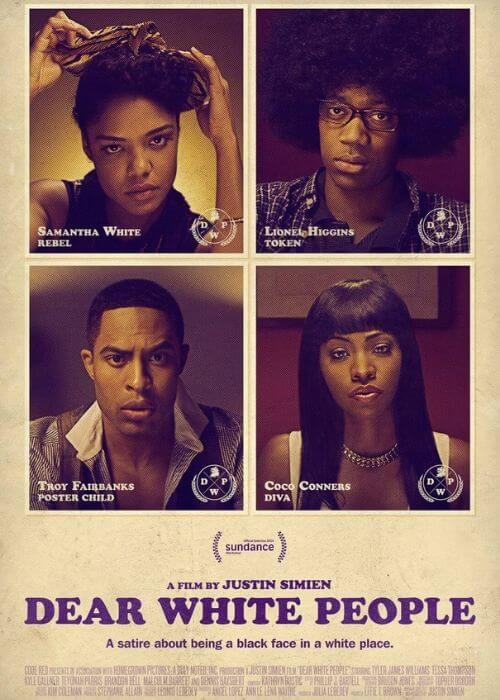 dear white people 500 x 700