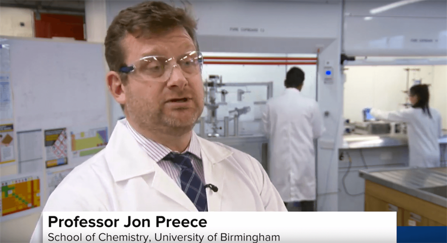 Birmingham professor promotes the benefits of industrial placements