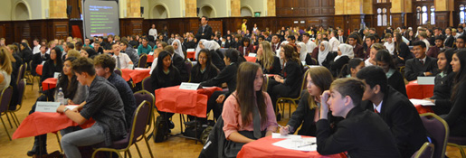 A wide view of the Big Science Quiz 2014