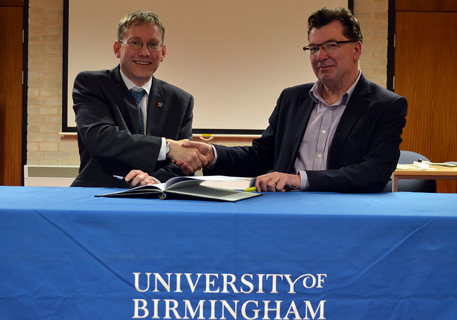 Memorandum of Understanding with British Geological Survey