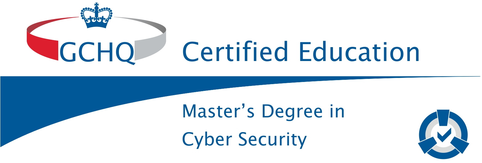 certification of the msc in cyber security