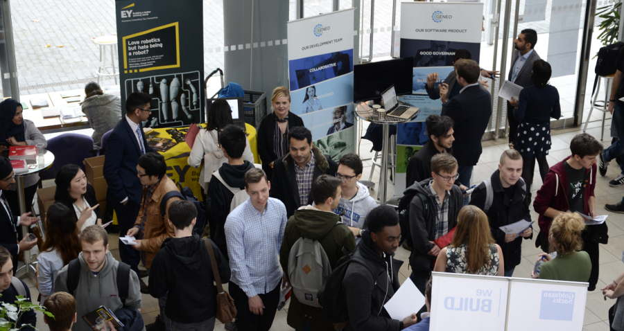 Computer Science careers fair