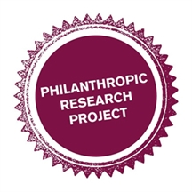 philanthropic research project