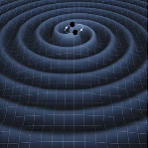 Gravitational wave image