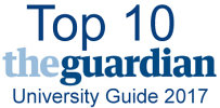 Guardian university rankings