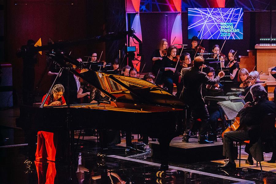 Birmingham academics proud parents of BBC Young Musician 2018