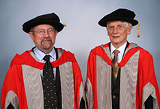 University of Birmingham awards Nobel Prize-winning scientists honorary degrees