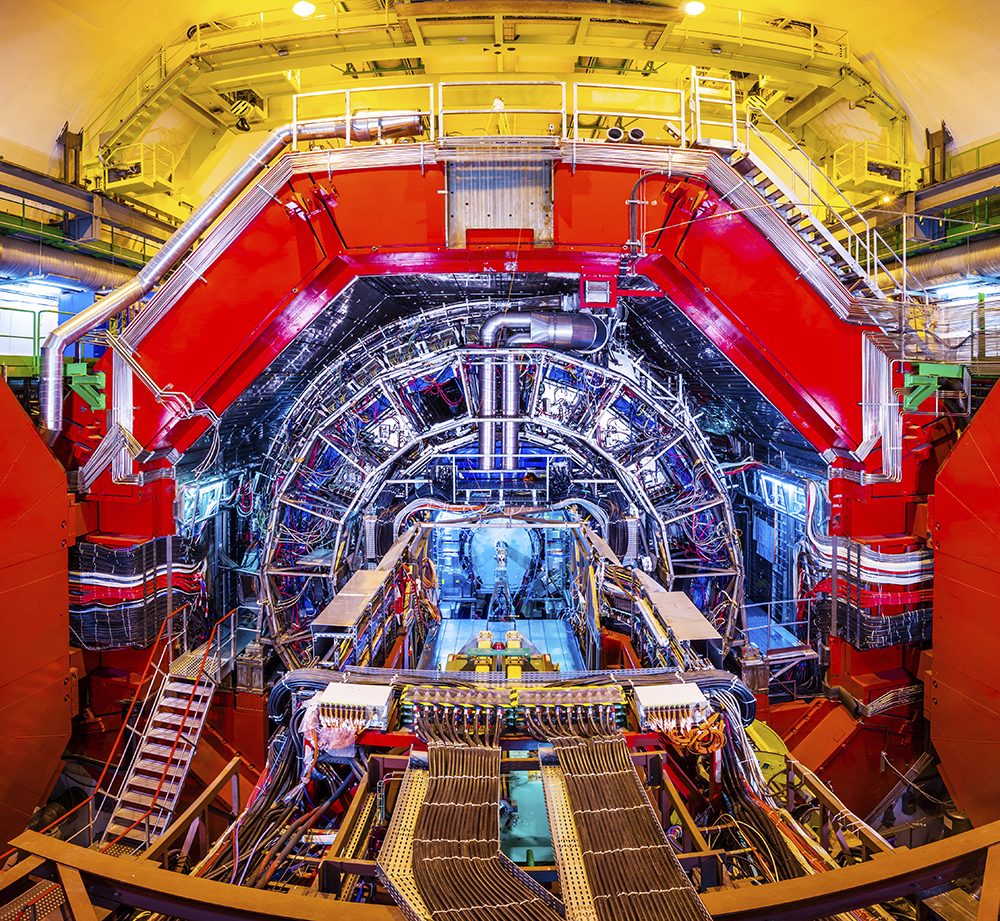 Mini Big Bangs In Alice And The Cern Lhc