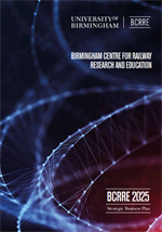 BCRRE strategic plan front cover