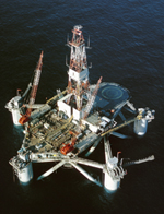 Deep sea drilling
